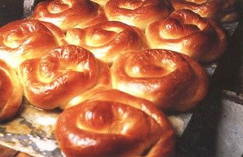 Ensaimada, brød