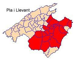 Vinregion Pla i Llevant